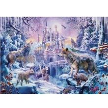 Puzzle për të rritur 1000 copë fëmijë Lodra edukative Fëmijë lodër për mësimin e hershëm Dhuratë e Krishtlindjeve