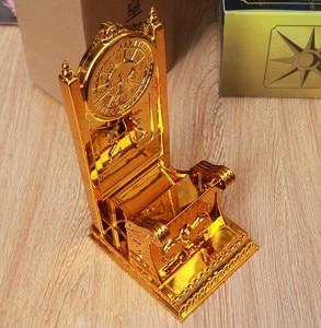Image 4 - MC металлический клуб Saint Seiya, тканевый миф, EX Gold Gemini, престольный стул папы