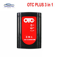 OTC Plus 3 in 1 Diagnostic Tools Car Tool Fornissan Fortoyota Forvolvo Tester OBDScanner GTS With HDD Better Than For Volvo Dice