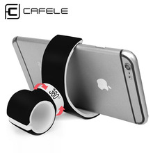 CAFELE Universal Bicycle Phone Holder Stand For Iphone X 6 6S 7 Samsung Xiaomi Flexible Bicycle Handlebar GPS Phone Holder
