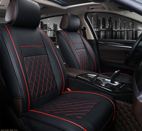 Car Seats Cover Set Seat Cover Custom Pu Leather Decorative Car Seat Cushions