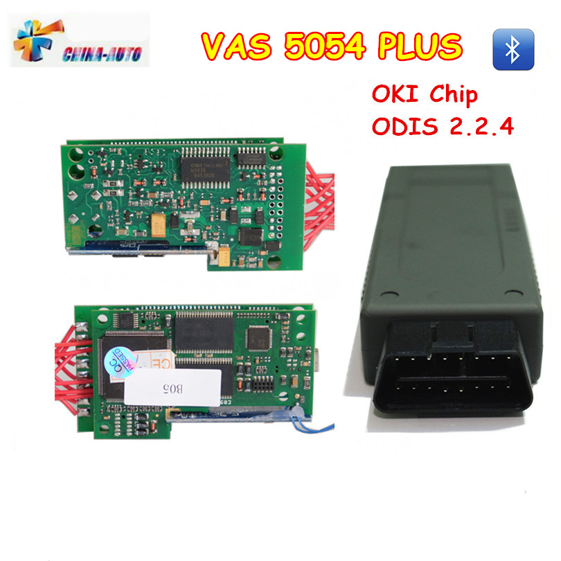 Best Quality ODIS 2.2.4 VAS5054 PLUS OKI Full Chip VAS 5054A Bluetooth USB UDS Protocol Car Diagnostic Tool 5054 ScannerBest Quality ODIS 2.2.4 VAS5054 PLUS OKI Full Chip VAS 5054A Bluetooth USB UDS Protocol Car Diagnostic Tool 5054 Scanner