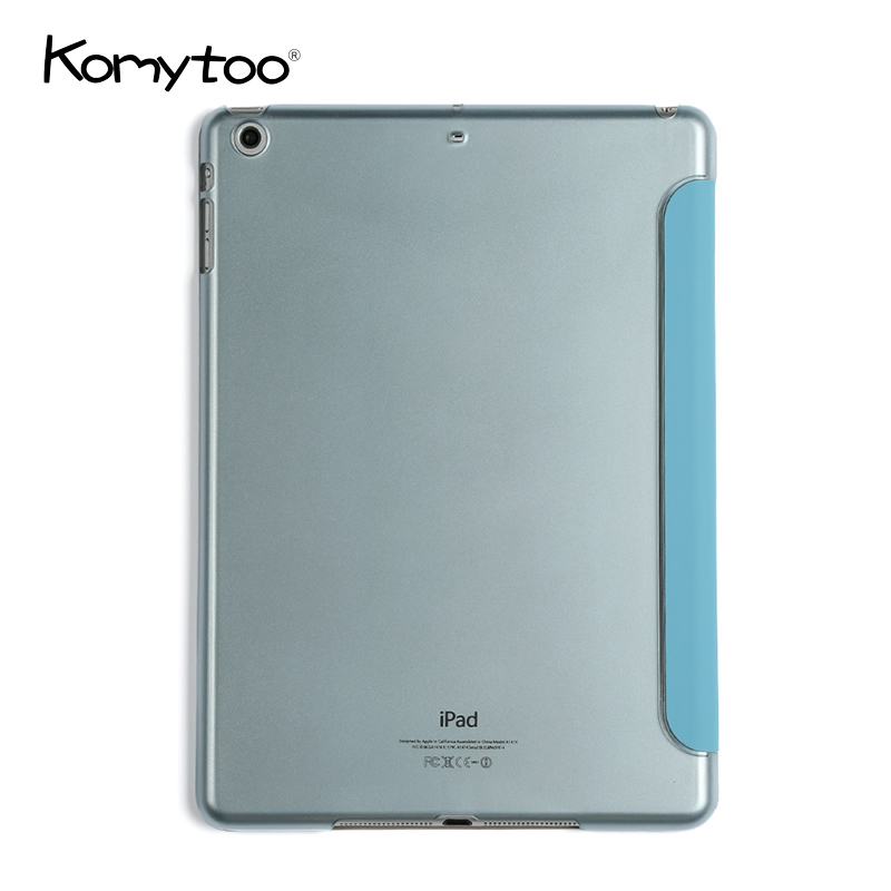 Magnetic Front Case For iPad Air Case 9.7 Color Thin Slim PC Hard Back Cover Case For Apple iPad Air 1 Cover Coque Fundas Shell surehin nice smart leather case for apple ipad pro 12 9 cover case sleeve fit 1 2g 2015 2017 year thin magnetic transparent back