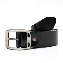 Casual High Quality Pin Buckle Leather Belt For Men