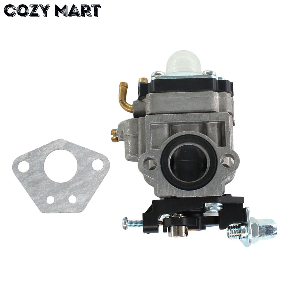 2 Stroke Carburetor 15mm MP15 Carb Kit For 43cc 47cc 49cc 50cc Gas Scooter Pocket Bike NEW #14521#