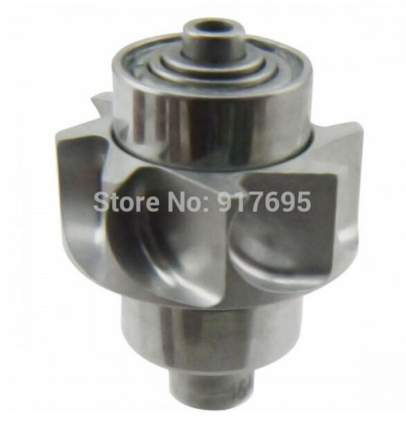 Completed Rotor Universal For Synea TA-98 LED Push Button Turbine Cartridge completed rotor universal for sirona t2 racer sirona t3 racer push button turbine cartridge