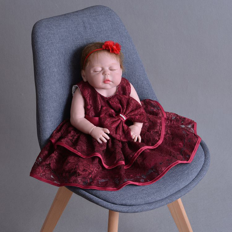 a83bd95c2 Buy 1 year old baby girl party dress and get free shipping
