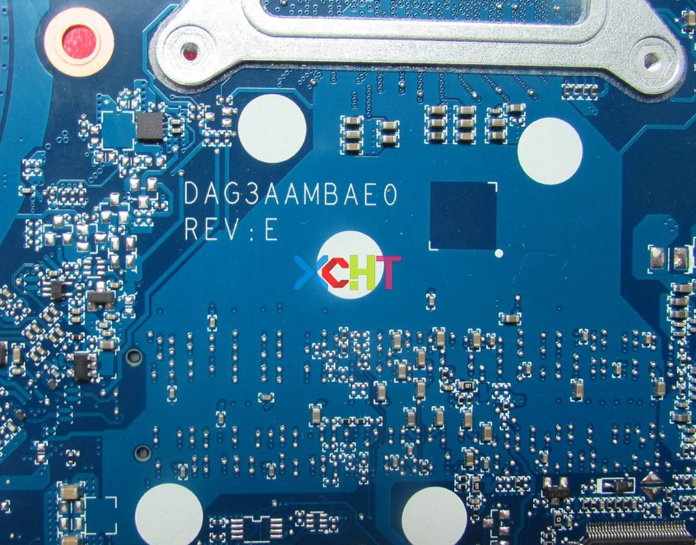 Image 4 - XCHT for HP Omen 15 15 CE 15T CE000 Series 929481 601 929481 001 DAG3AAMBAE0 GTX1050Ti 4GB i7 7700 Laptop Motherboard Tested-in Laptop Motherboard from Computer & Office