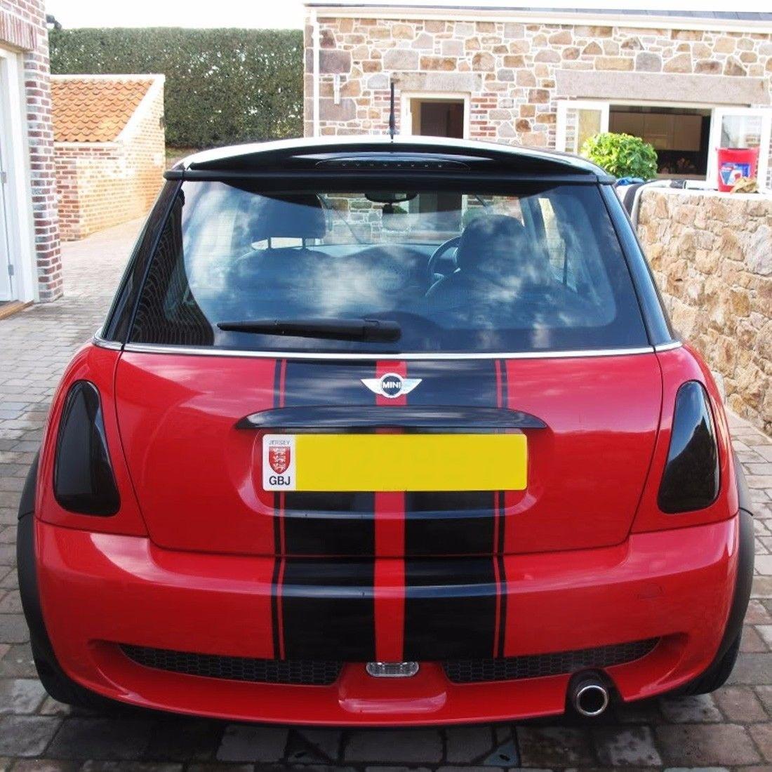 Набор полос наклейка графическая наклейка для Mini Cooper S панель фара дверная ручка автомобильный Стайлинг для капота крыша грузовика
