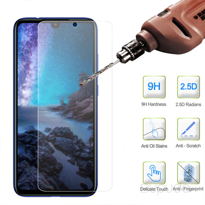 2-1Pcs Protective Glass For Xiaomi Redmi Note 7 Tempered Glass On The Redmi Note 7 Screen Protector For Redmi Note 7 Pro Glass