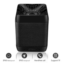 Mini Portabel Bluetooth Speaker Nirkabel Kolom Bass Stereo Stereo Subwoofer FM Radio Handsfree TF Kartu USB MP3 Player untuk Ponsel(China)