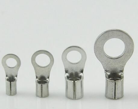 цена на RNB5.5-3.5 RNB5.5-4S RNB5.5-4L RNB5.5-5 RNB5.5-6 RNB5.5-8 RNB5.5-10 Ring Tongue Type Non Insulated Terminals for AWG 12-10