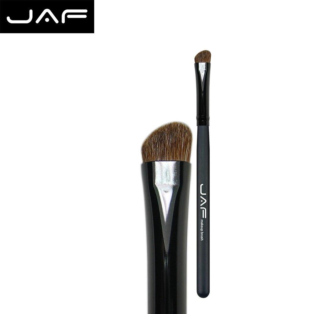 #07 Horse hair Eye Shadow Makeup Brushes Fine Angled Eyeshadow Brush Pinceis chanfrado free Shipping 07PA