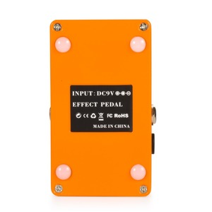 Image 3 - Nova chegada caline CP 54 od pedal de guitarra overdrive o grande laranja esmagamento overdrive efeito guitarra pedal true bypass efeito venda