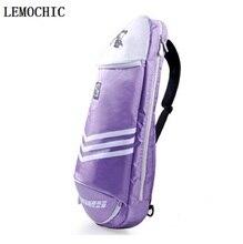 LEMOCHIC High quality deportivas outdoor tactical backpack sacoche bolsa deporte fitness gym badminton tennis Racquet Sport Bags