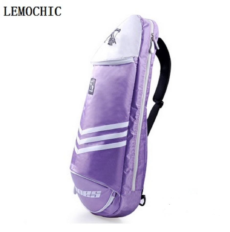 LEMOCHIC High quality deportivas outdoor tactical backpack sacoche bolsa deporte fitness gym badminton tennis Racquet Sport Bags