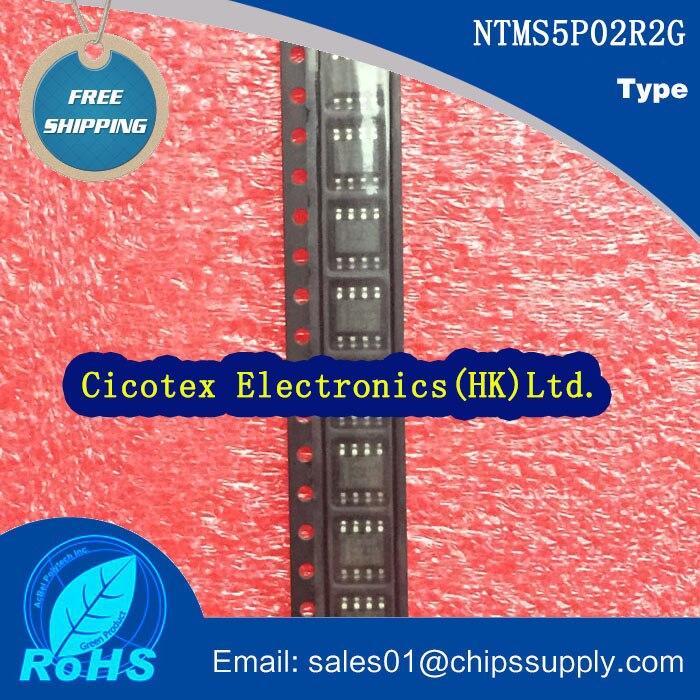 Цена NTMS5P02R2G