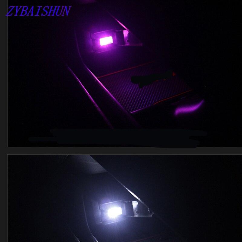 Automobiles & Motorcycles Hard-Working Car Usb Led Atmosphere Decorative Luminaire Emergency Lighting For Citroen C-quatre C-triomphe Picasso C1 C2 C3 C4 C4l C5 Elysee Easy To Repair