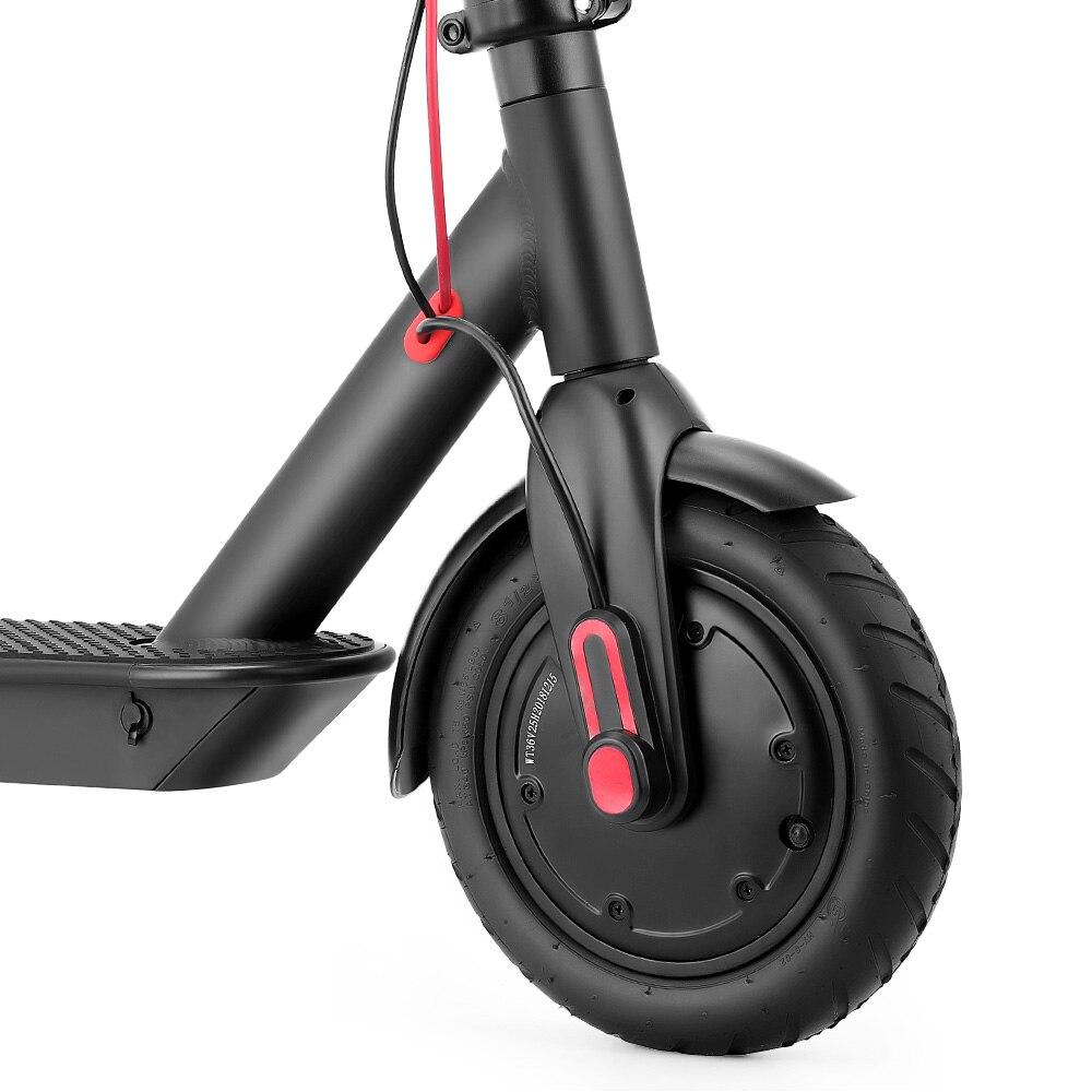 Scooter électrique 2019 iScooter E5 6.0Ah 15 KM & 7.5Ah 20 KM planche à roulettes électrique pliante intelligente longboard deux roues FR DE CN - 3
