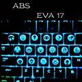 Translucent ABS Iluminado EVA Evangelion Apóstol 17 UNIDS Teclas Tecla clave R4 Zona F para Teclado Para Juegos Mecánicos