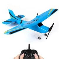 Zc z50 2.4 جرام 2ch 340 ملليمتر epp rc طائرة شراعية جناحيها rtf نماذج لعب جيدة للأطفال اللعب متعة قذف أجنحة الأزرق الأحمر الأصفر