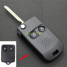 PINECONE Key Case for FORD KUGA TRANSIT SUPER EDGE RAPTOR F250 F650 2 Buttons Remote Key Modified Blank Key Shell Cover 1 PC