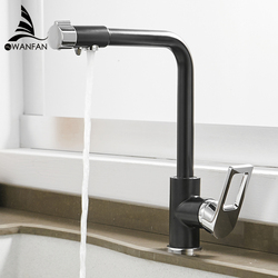 Waterfilter Taps Kitchen Faucets Brass Mixer Drinking Kitchen Purify Faucet Kitchen Sink Tap Water Tap Crane For Kitchen WF-0189