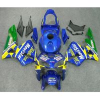 Telefonica Movistar Kit Carenado de la Carrocería Para Honda CBR 600 RR F5 2005 2006 29B