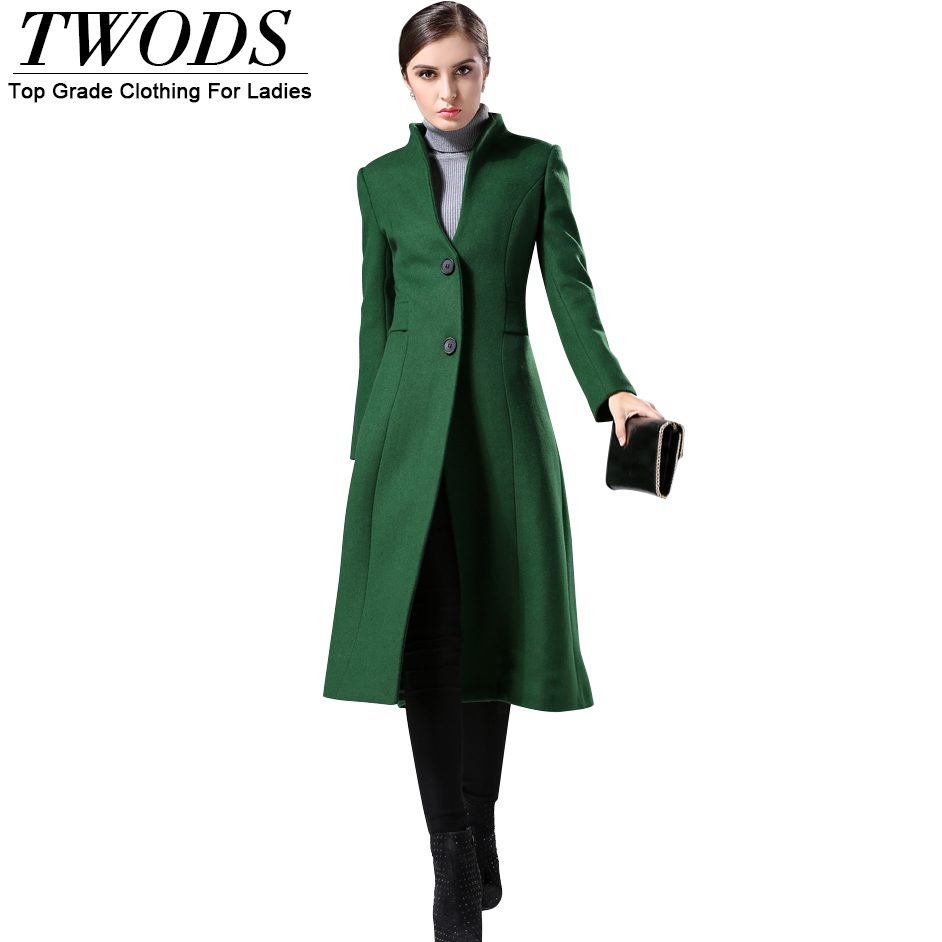 Online Buy Wholesale long swing coats for women from China long ...