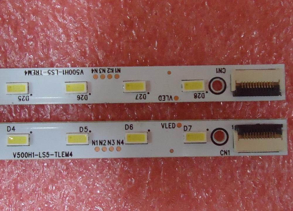 Led Backlight Screen LED50R5100DE V500H1-LS5-TLEM4 V500HK1-LS5  1pcs=28led 315mm