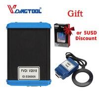 Car Styling FVDI 2018 ABRITES Commander Scanner With 18 Software Diagnostic Tool 2015 2014 Version Elm327 As Gift FVDI J2534