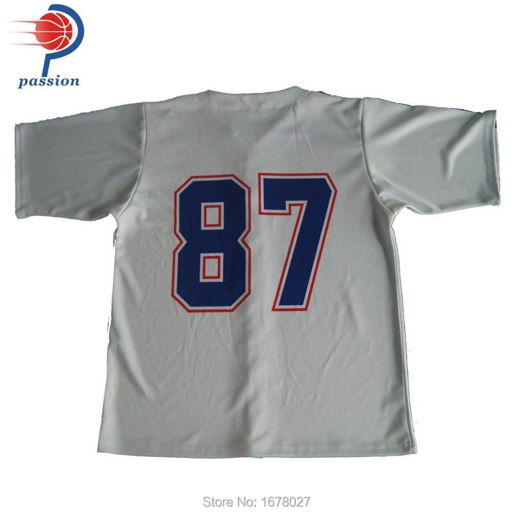 online retailer df417 974ee Blank Baseball Jersey T Shirts   Azərbaycan Dillər Universiteti