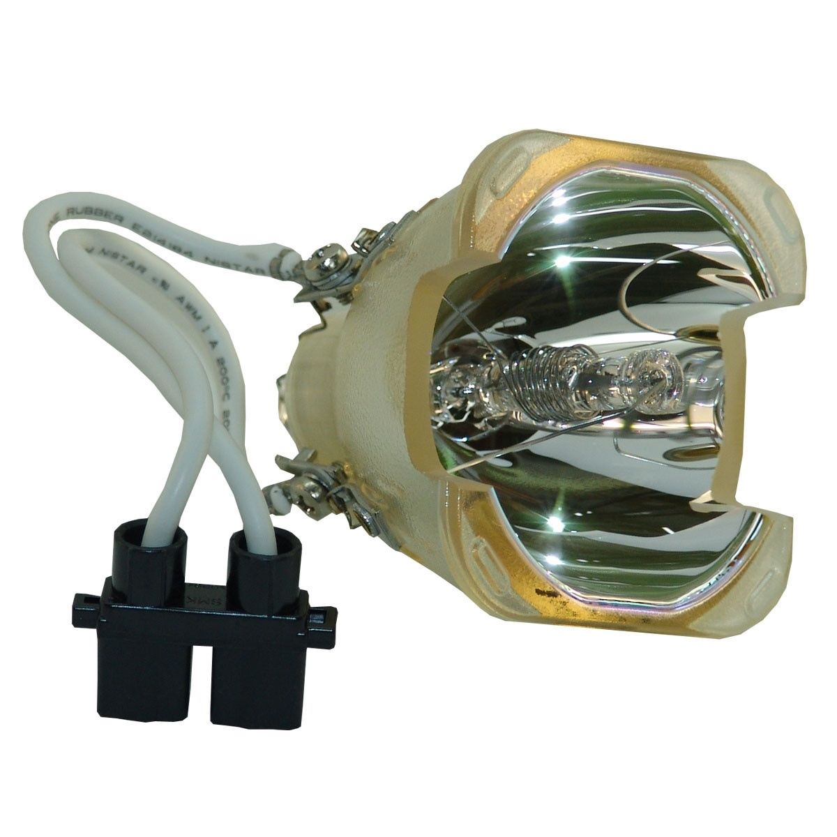 Compatible Bare Bulb 310-4747 R3135 730-11230 for DELL 4100MP Projector Lamp Bulb without housing