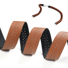 MICCGIN велосипедная лента для руля шоссейного велосипеда из искусственной кожи перфорированный ремень дышащая мягкая лента для руля велосипеда MTB фиксированный ремень передач