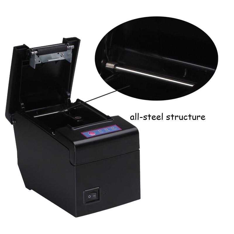 HSPOS ucuz 2inch pos qəbz fakturası 130mm çap sürəti ilə - Ofis elektronikası - Fotoqrafiya 6
