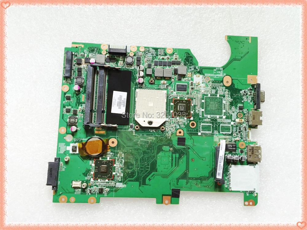 for HP CQ61Z-300 CQ61Z-400 NOTEBOOK 585923-001 for hp Compaq CQ61 G61 Motherboard  S1G3 CPU DAOOP8MB6D1 DDR2 tested goodfor HP CQ61Z-300 CQ61Z-400 NOTEBOOK 585923-001 for hp Compaq CQ61 G61 Motherboard  S1G3 CPU DAOOP8MB6D1 DDR2 tested good