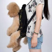 Собака несет свободная рука собака кошка мешок для путешествий Пеший Туризм Кемпинг Четыре Ноги Собака, несущая рюкзак