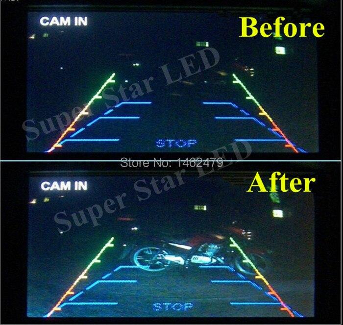 2 x T20 7440 7443 W21W XBD чипы светодиодный задний фонарь стоп-хвост автомобильный светильник для 2013 Mitsubishi Lancer