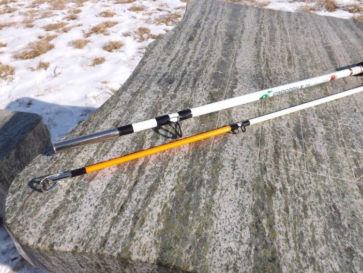 Vara de isca frp vara de pesca