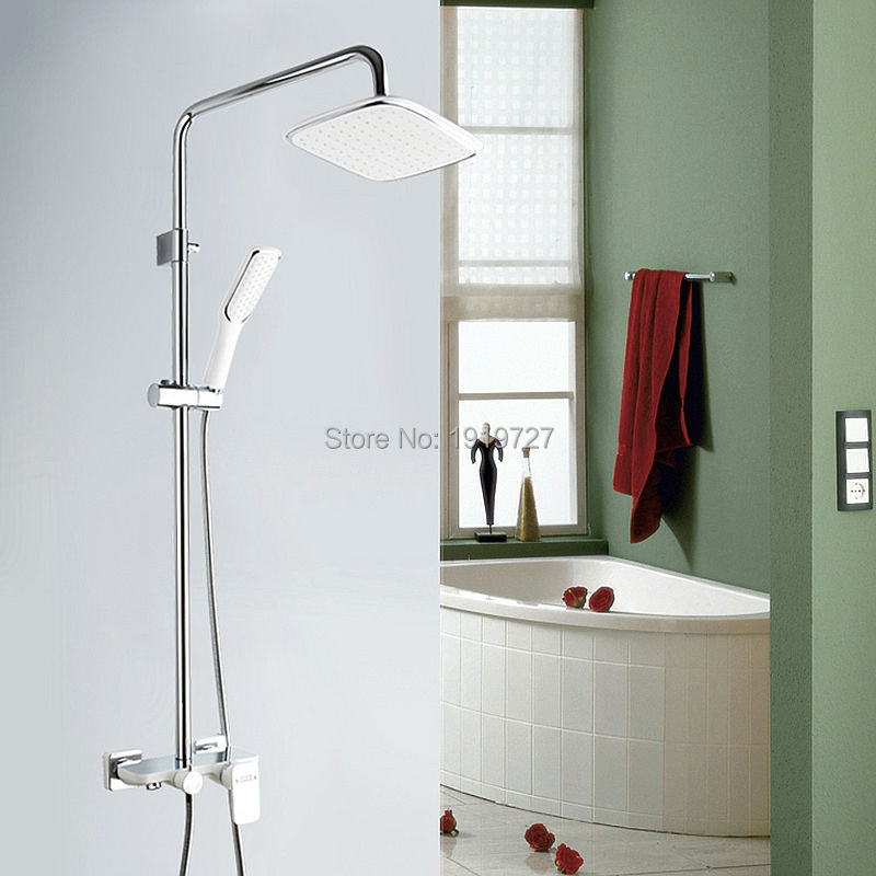 Popular Contemporary Shower Fixtures Buy Cheap