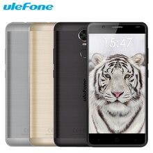 Оригинал Ulefone Тигр Сотовый Телефон 2 ГБ RAM 16 ГБ MTK6737 ROM Quad Core 5.5 «1280×720 Android 6.0 Отпечатков Пальцев Dual SIM Смартфон