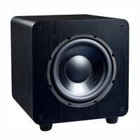 Mistral HW 1000 Hi End 10inch Active Subwoofer