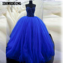 Blue Wedding Gowns Buy