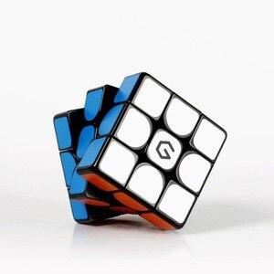 Image 4 - Youpin giiker M3磁気キューブ3 × 3 × 3ビビッド色スクエアマジックキューブパズル科学教育で動作giikerアプリ