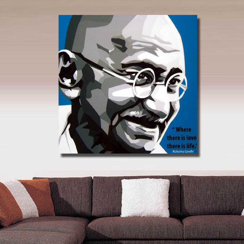 Aliexpress.com : Buy Hand painted Famous Oil Painting Wall Art Home ...