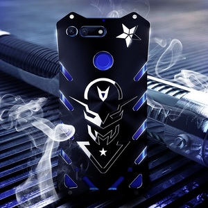 Image 3 - Metal Aluminum case for Honor V20 Heavy duty Power case for Honor 20 pro 20i Zimon case for Honor 9i heavy duty cool black coque