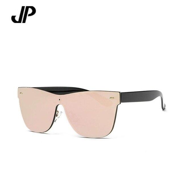 379f2f180c JP marca Gafas de sol gafas vintage mujer verano estilo Flat panel lente  Sol gafas de