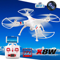 HOT kvadrokopter Syma X8W FPV 2.4Ghz Headless RC Quadcopter Drone With 2MP WiFi Camera RC Helicopter