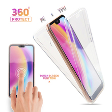 c10a9ab92 Wolkerfly 360 Degree Full Cover Case For Xiaomi Mi 6X 8 SE 5X A1 Redmi Note  4X 5 Plus