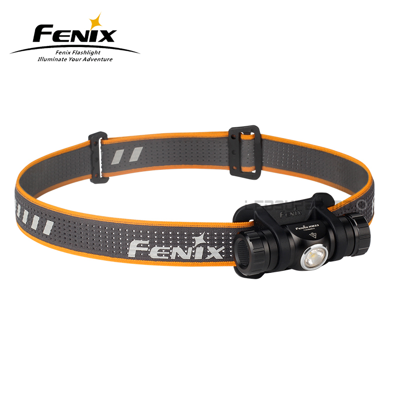 Lighting For Extremes Fenix HM23 Cree Neutral White LED Compact & Lightweight Headlamp With Free AA Battery